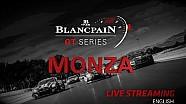 Free practice - Monza 2018 - Blancpain GT series - Endurance Cup
