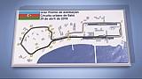 Guías de circuitos: Bakú, sede del GP de Azerbaiyán de F1