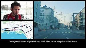 Formel E in Zürich: Die Rennstrecke mit Daniel Abt