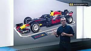 Tech: Waarom de Red Bull RB14 de meeste aangepaste auto is in de F1