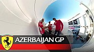 Azerbaijan Grand Prix - Baku perspective