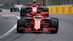 Formula 1 Azerbaijan Grand Prix Qualifying Recap