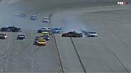 Choque múltiple - NASCAR Cup Talladega