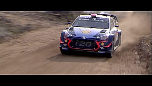 WRC Argentina highlights Day 3