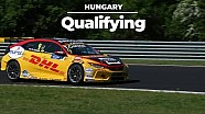 Drama qualifying WTCR Tom Coronel in Hungary, what is wrong?