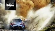 Rallye d'Argentine - Spéciales 16-18