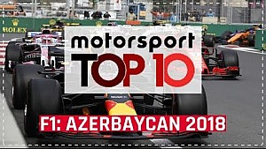 F1 TOP 10 - Azerbaycan GP