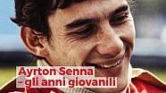 Gli anni giovanili di Ayrton Senna