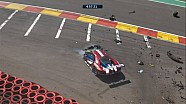 6 Heures de Spa - Le terrible accident de la Ford #67