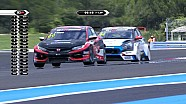 TCR Europe Le Castellet Race 1 Highlights