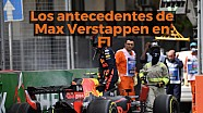 Racing Stories: los antecedentes de Max Verstappen en la F1