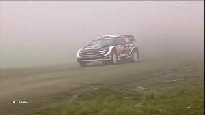 Les Ford dans le brouillard en Argentine!