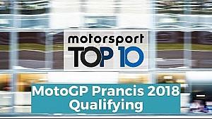 Top 10 Highlights Qualifying | MotoGP Prancis 2018