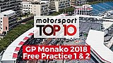 Top 10 Highlights Free Practice | GP Monako 2018