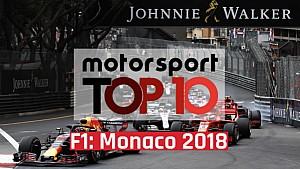 Top 10 F1: Monaco