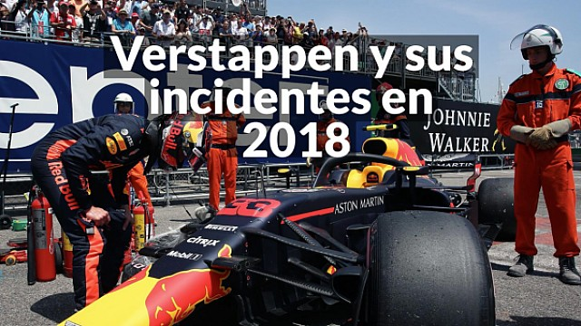 Motorsport Shorts: Verstappen y sus incidentes en 2018 LAT