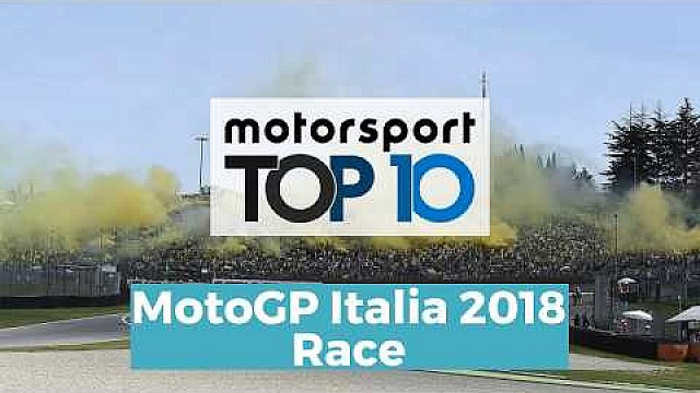 Top 10 Highlights Race | MotoGP Italia 2018