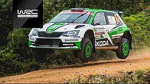 Rallye de Sardaigne - WRC 2 - Vendredi