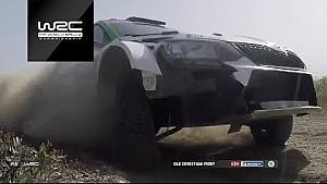 Rallye de Sardaigne - WRC 2 - Résumé