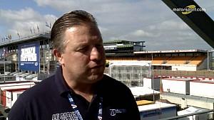 Zak Brown: McLaren in Le Mans again?