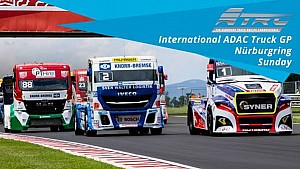 Live: International ADAC Truck GP - Nürburgring - Sunday