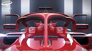 Les évolutions de Ferrari au GP d'Espagne (VO)