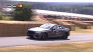 Polestar 1 Coupe tackles Goodwood with 600-hp hybrid powertrain