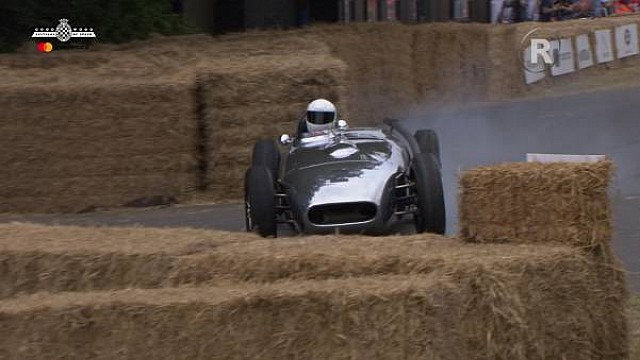 Accidente exclusivo de Lister-Jaguar en FOS