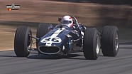 Martin Brundle conduce el Eagle Mk1 de Dan Gurney en Goodwood